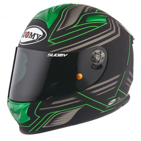 SUOMY SR SPORT RACING GREEN
